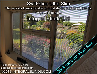 integrated blinds by integral-blinds.com the brand leader in integral sealed unit blinds