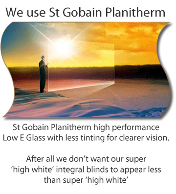 St Gobain Planitherm for higher performance and clearer vision