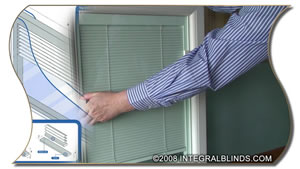 Integral Blinds White-demo 3a