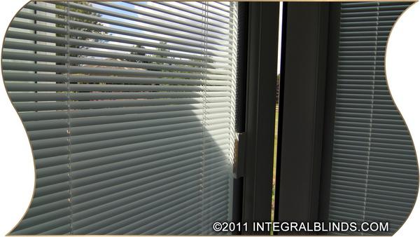 Bifold Doors With Integral Blinds Slideshow